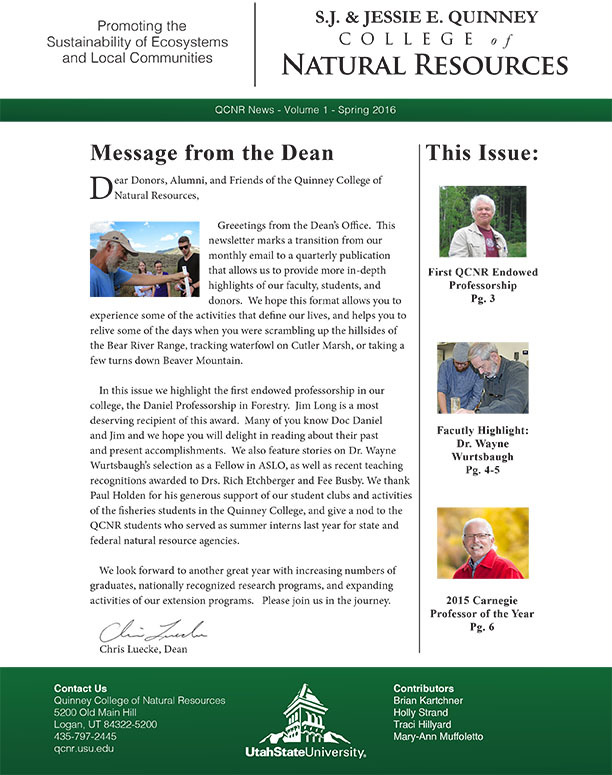 January 2015 newsletter image