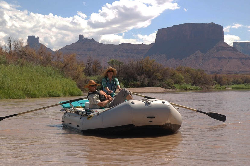 Colorado River Conversations: Returning Rapids Project