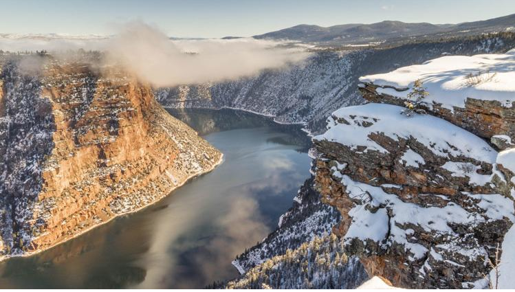 Changes Proposed to Flaming Gorge Operations