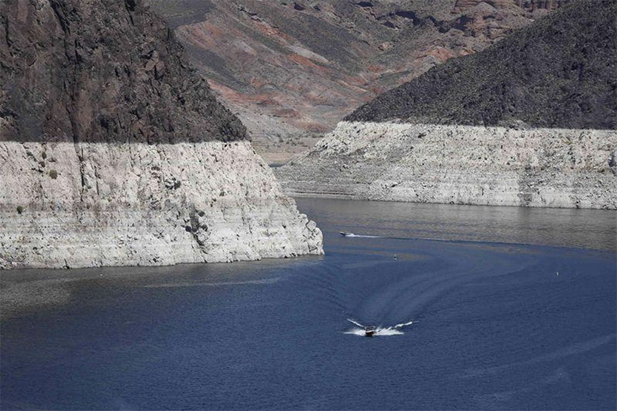 Featured Paper: The Risk of Curtailment under the Colorado River Compact