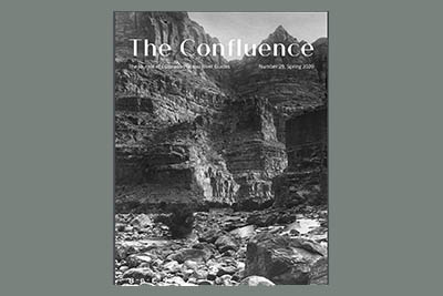 Geo-paleontologist Vic Baker Featured in The Confluence