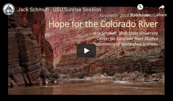 Hope for the Colorado: Development and Protection