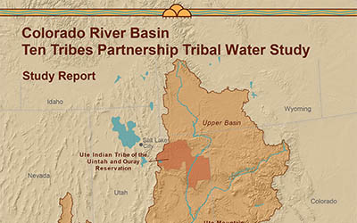Ten Tribes Partnership Tribal Water Study