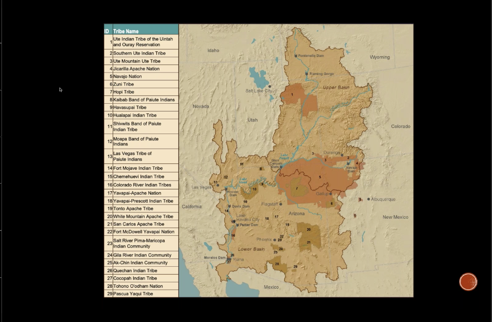 Future of the Colorado River: Tribal Perspectives on the Colorado River