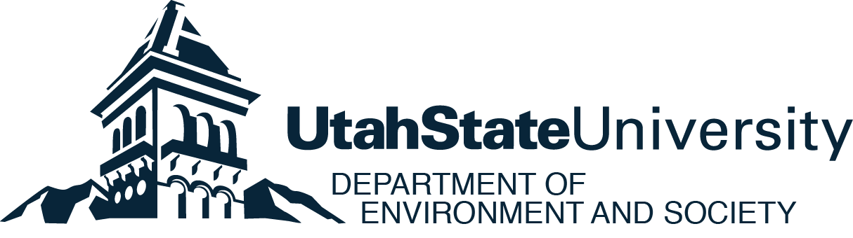 Utah State University Department of Environment and Society Logo