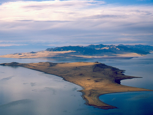 Great Salt Lake: A lake no more?