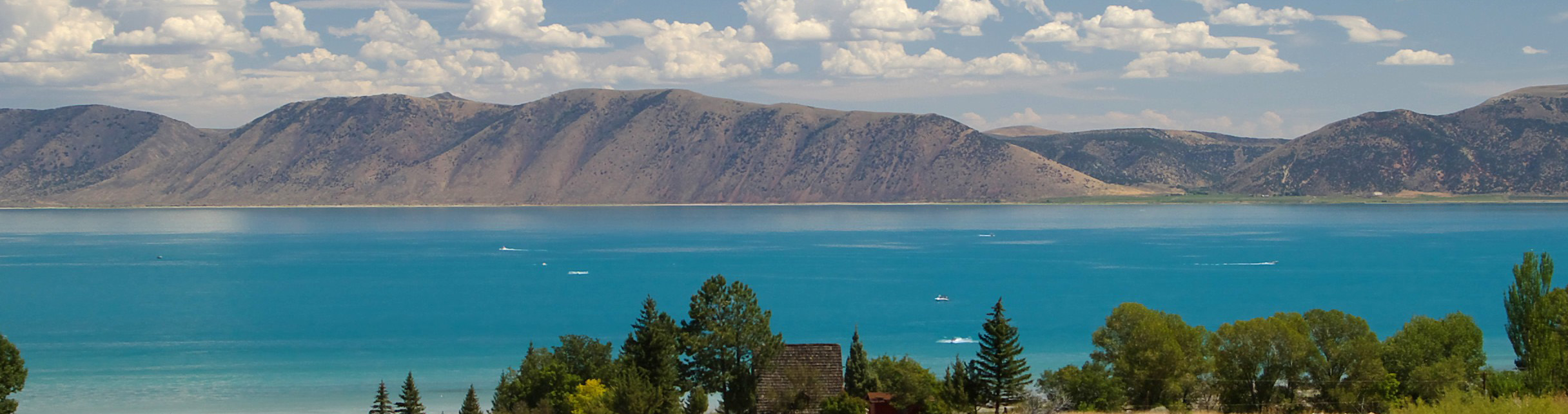 Bear lake image from wikipedia