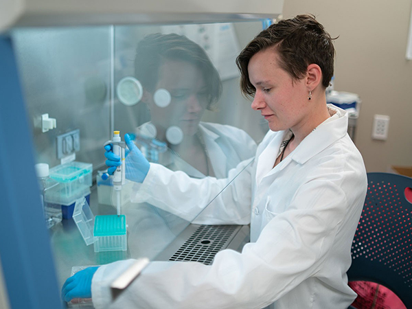 USU Recognized for Best Undergraduate Research Program in Nation